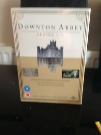 Downtown abbey series 1-3 brand new