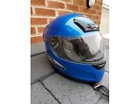 Nitro racing helmet medium
