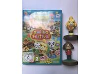 Wii U Animal Crossing Amiibo Festival