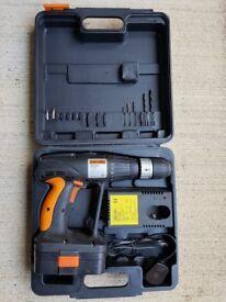 Challenge 21v cordless hammer drill