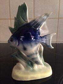 Fish onrment figure made in scotland