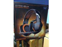 Gaming Headset Can Be Used In PC's & Mobiles