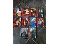 Smallville DVD box sets