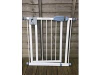 Lindam and Tippitoes baby stair/room gates - very good condition