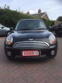 Mini Cooper 3 door hatchback FSH 12 months MOT 3month/3000miles warranty