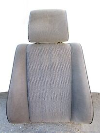 bmw e30 ----- all CLOTH / LEATHER seat fabric & bolsters !