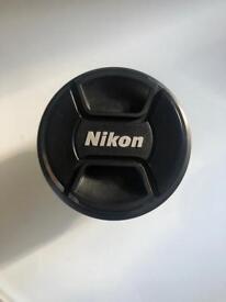 Nikon AF-S NIKKOR 85mm f/1.8 lens