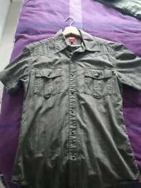 2 X Firetrap shirts