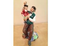Royal Doulton figure ' The Puppetmaker' HN 2253