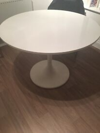 White round kitchen table IKEA