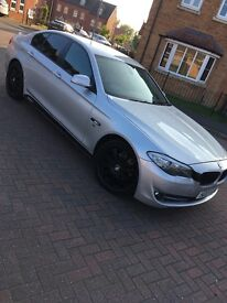 BMW 520D F10 2010 XDRIVE REP FULL BLACK LEATHER 1 OWNER!!!
