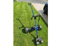 HillBilly Electric Trolley VGC, ( no battery-- But can be shown functioning )