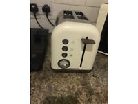 Morphy Richards Special Edition Accents Sand 2 Slice Toaster