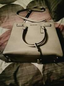 Michael Kors Grey Handbag