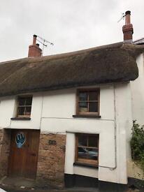 3 Bed Period Cottage in Mid Devon