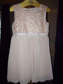 Girls designer clothes BUNDLE 5 dresses! age 4-5 ted baker mayoral next losan