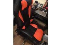Gaming chair 2 months old