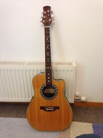 Electric Acoustic Guitar For Sale