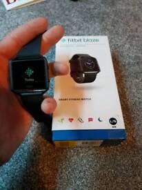 Fitbit gunmetal