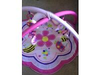 Baby play mat / gym / toy / tummy time