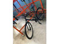 Cube SL road bike **SWAPS**
