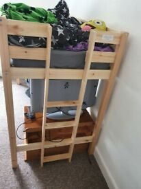 Single bunk bed new other