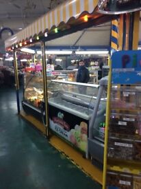 FOR Sale: Market stall in busy Coventry market