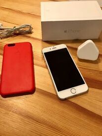 iPhone 6 16gb white/silver
