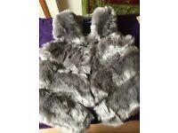 body warmer grey