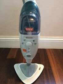 Vax upright steam cleaner - barely used