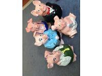 Nat west the pigs collectable