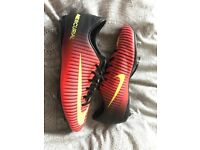 Football boots size 5.5 vgc £12