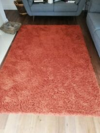 Premium Large Cosy Rug from Next - Excellent Condition 160cm x 230cm