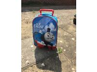 Thomas The Tank Engine Roller Suitcase
