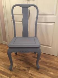 Beautiful solid wood bedroom chair