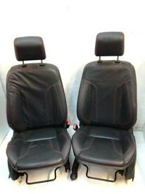 Ford Fiesta St / Ztec S Full Leather Front and Rear Seats