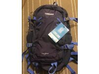 Christmas gift!Camel Helena 22 L backpack.brand new
