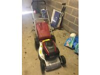 Mountfield SP53H self propelled petrol lawnmower.
