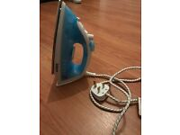 igenix Steam Iron (only used twice in as new condition)