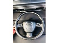 Audi A3 steering wheel with airbag