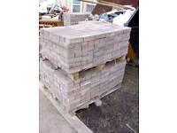 Mono paving blocks x 40sqm