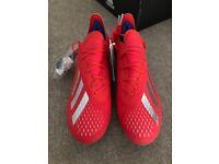 Adidas X 18.1 SG Size UK 6.5