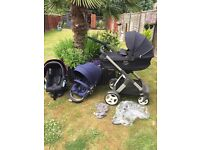 Stokke crusi complete travel system