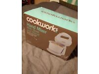 BRAND NEW Food Mixer - Argos Cookworks