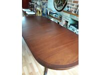 Arighi Bianchi Extendable dining table