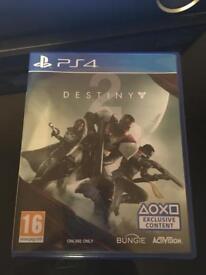DESTINY 2 PS4 USED
