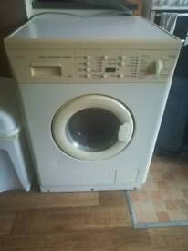 Aeg oko washing machine and dryer - free spares repairs or scrap metal
