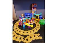 Winnie the Pooh mega Blocks!