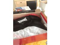 Lonsdale Trainer or boots black with red trim Size 11- Brand New £15