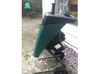 Wood Chipper BandQ Great condition